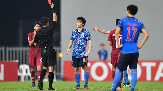 """Cọp chết để da: Nhật Bản dù lĩnh thẻ đỏ, vẫn """"đè ngửa"""" tiễn chủ nhà World Cup 2022 về nước"""