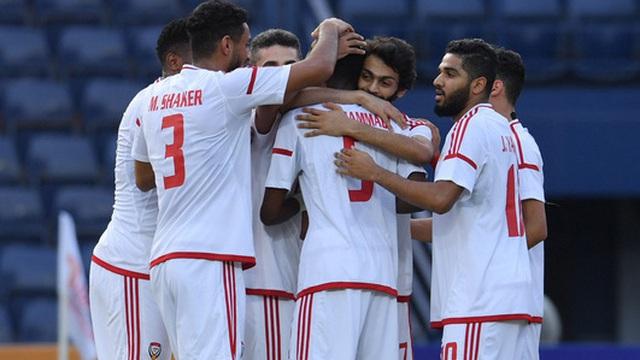 """KẾT THÚC U23 Jordan 1-1 U23 UAE: Tỷ số """"chết người"""" với Việt Nam đã xảy ra"""