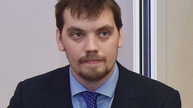 Thủ tướng Ukraine Oleksiy Honcharuk bất ngờ viết đơn xin từ chức
