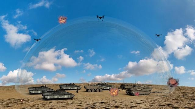 """Israel đột phá với vũ khí """"viễn tưởng"""" phòng thủ tên lửa: Iron Dome có thành đồ bỏ xó?"""