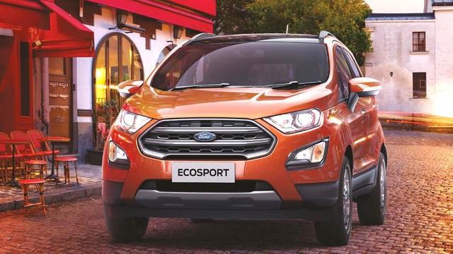Ford EcoSport xuất hiện phiên bản mới, nhiều tùy chọn tiện ích, giá chỉ hơn 200 triệu đồng
