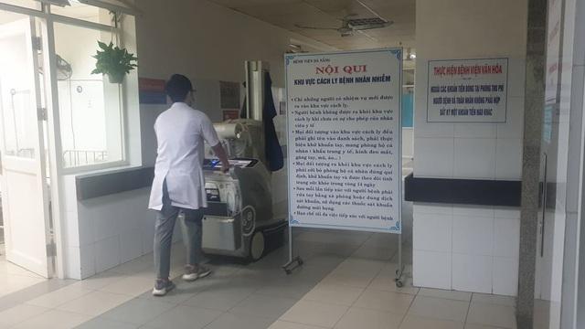 Đà Nẵng vừa cách ly 1 người Trung Quốc bị sốt 38,5 độ C khi nhập cảnh tại sân bay