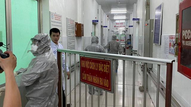 Thanh Hóa cách ly 1 cô gái bị sốt sau khi trở về từ vùng dịch corona Vũ Hán