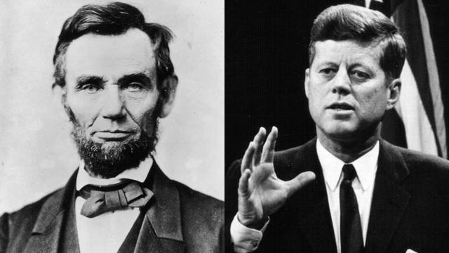 Điểm tương đồng kỳ lạ giữa cuộc đời hai vị Tổng thống Mỹ