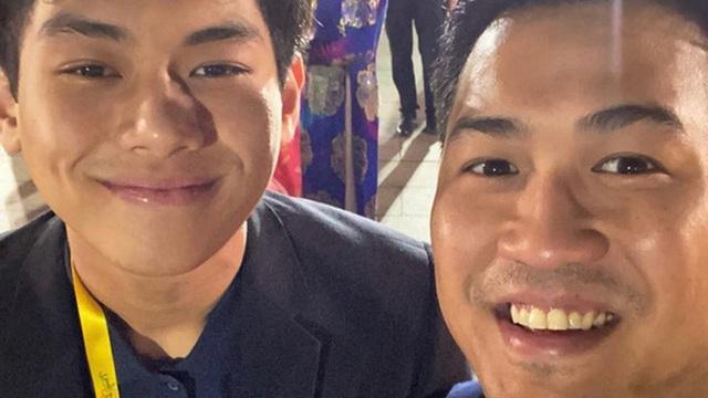 Đầu năm em chồng Hà Tăng đã làm dân tình mê mẩn vì điển trai khó cưỡng, càng nổi bật khi chung khung hình với Phillip Nguyễn