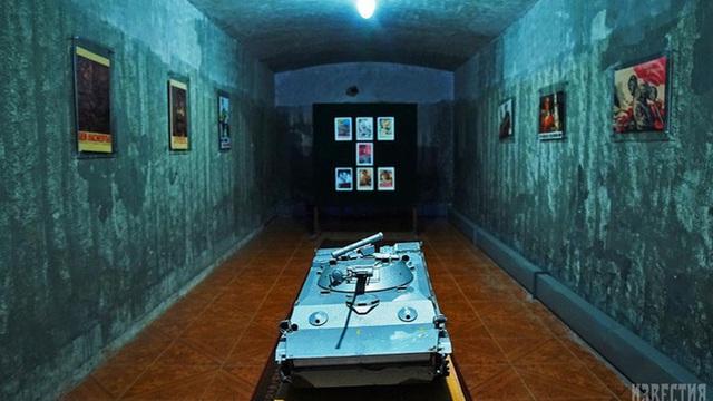 Bunker 42: Căn cứ quân sự bí mật dưới lòng Moscow