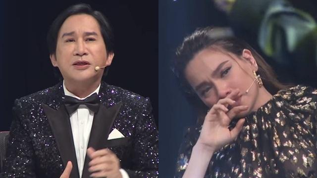 """Kim Tử Long: """"Tôi không biết mình đã làm gì xấu xa với Hồ Ngọc Hà mà khiến cô ấy buồn, khóc nhiều đến thế"""""""