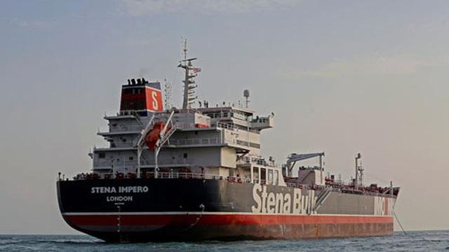 Điểm nóng eo biển Hormuz