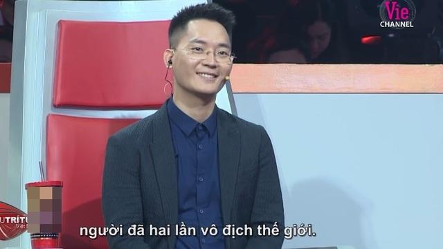 Siêu trí tuệ Việt Nam: chân dung vị giám khảo thứ 4 khiến người ta phải trầm trồ, thán phục