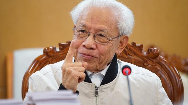 GS Hồ Ngọc Đại muốn đối thoại với Bộ trưởng Phùng Xuân Nhạ về sách Tiếng Việt - Công nghệ giáo dục