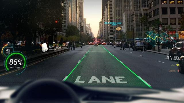 Những công nghệ hứa hẹn phổ biến trên xe hơi