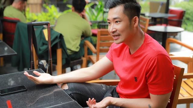"""Để Thái tự sát rồi hiến tim, Khang """"Hoa hồng trên ngực trái"""": Tôi cũng không đồng ý với chi tiết này!"""