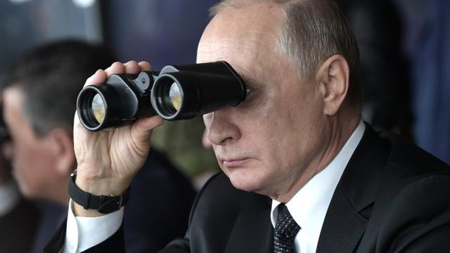 """Mỹ-Iran trả đũa khốc liệt: """"Bàn cờ"""" Syria rung chuyển, ông Putin đến lúc chuyển """"kế hoạch B""""?"""