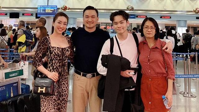 Bạn gái của diễn viên Chi Bảo phản ứng bất ngờ sau khi vợ cũ của người yêu được khen hết lời vì body săn chắc khỏe mạnh