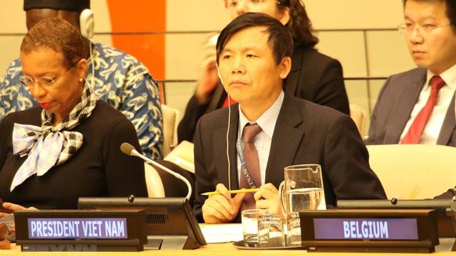 Việt Nam đảm nhận thành công cương vị Chủ tịch Hội đồng Bảo an