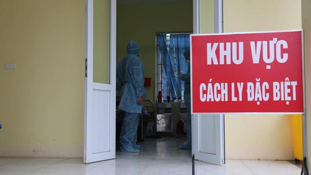 9 ca dương tính virus Corona: Vĩnh Phúc xây thêm bệnh viện dã chiến tại trường Văn hóa nghệ thuật