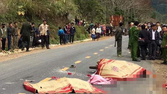 Hoàn cảnh thương tâm của gia đình 3 người đi xe máy tử vong sau va chạm xe khách