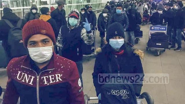 Phi hành đoàn không chịu bay, Bangladesh đành hủy chuyến sơ tán công dân ở Trung Quốc