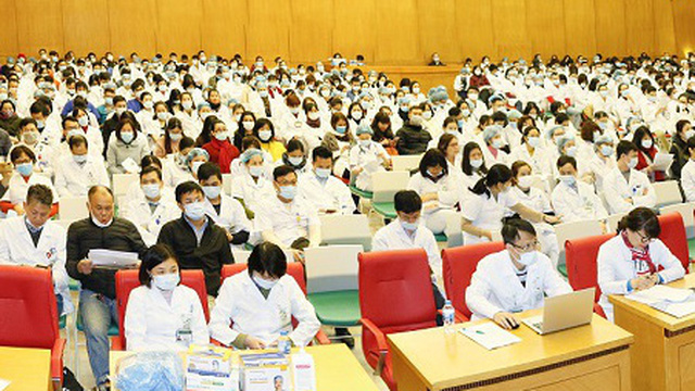 """Bệnh viện Bạch Mai: """"Quả đấm thép"""" sớm đặt mình trong tình trạng sẵn sàng chống dịch Covid-19"""