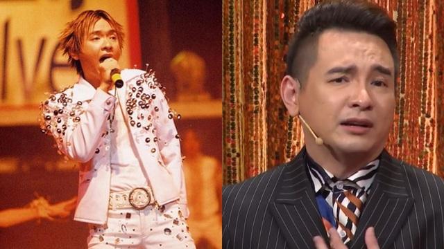 Ca sĩ Việt Quang nghẹn ngào nói về thời gian mất giọng, làm ăn thua lỗ chỉ muốn tự tử: Tôi bị trời phạt!