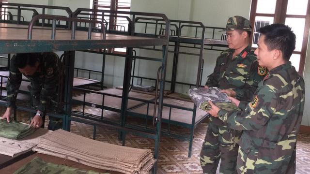 Đà Nẵng: Trường Quân sự Quân khu 5 sẵn sàng đón 1.600 công dân trở về từ vùng dịch