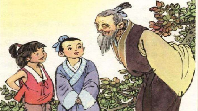 Được coi là người lỗi lạc nhất, 1 ngày Khổng Tử gặp 1 cậu bé và nhận thua sau 5 câu hỏi
