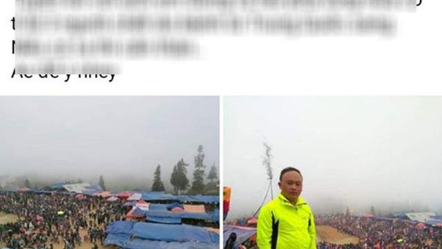 Lào Cai: Triệu tập thanh niên tung tin sai sự thật 3 người Trung Quốc chết ở lễ hội do nhiễm virus Corona