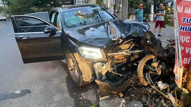 Vụ đâm xe khiến tài xế Grab tử vong, nữ tiếp viên hàng không bị thương nặng: Tài xế ô tô dương tính ma túy, bằng lái xe giả