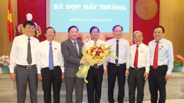 Phó Bí thư Thường trực Tỉnh ủy được bầu giữ chức Chủ tịch UBND tỉnh