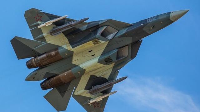 """Tướng không quân Nga """"bẻ gãy"""" việc Ấn Độ chỉ trích tiêm kích tàng hình Su-57"""