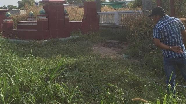Công an TP HCM thông báo truy tìm tung tích người phụ nữ bị đốt cháy trong nghĩa địa ở huyện Củ Chi