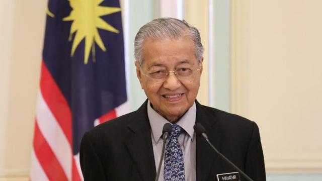 Thủ tướng Mahathir gửi thư từ chức lên Quốc vương Malaysia