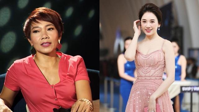 Diva Hà Trần lên tiếng về chuyện cưa sừng làm nghé, cạnh tranh với đàn em Hari Won