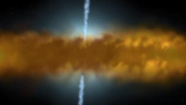 Bí ẩn hồ trữ nước lớn nhất vũ trụ trôi nổi quanh một chuẩn tinh xa xôi