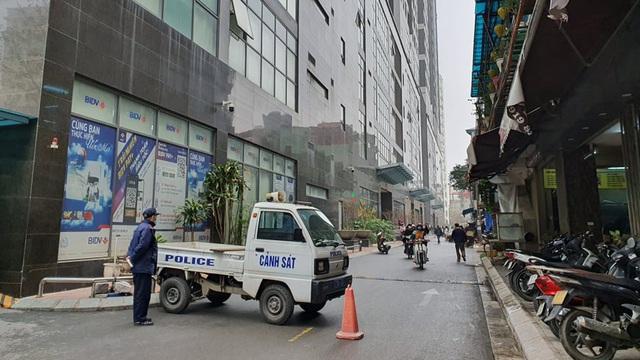 Tìm thấy thư tuyệt mệnh của người phụ nữ rơi từ tầng cao chung cư xuống đất tử vong ở Hà Nội