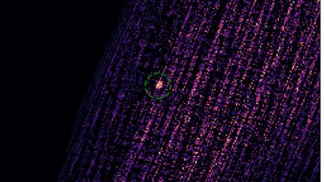Phát hiện hố đen cách Trái Đất 30 nghìn năm ánh sáng