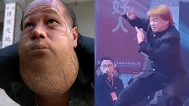 """""""Hỏa Vân Tà Thần"""" của Tuyệt đỉnh Kungfu: Diễn đám cưới, hội chợ mưu sinh, 70 tuổi ngoại tình với gái trẻ"""