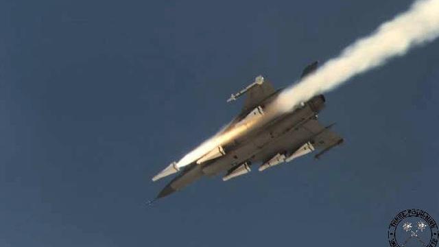 Biến thể F-16 của Mỹ chuyên tấn công mặt đất ít người biết