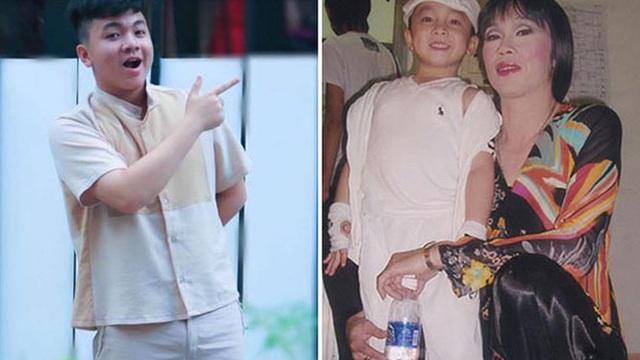 """Hiện tượng nhí từng """"đánh bại"""" Phương Mỹ Chi, được Hoài Linh nhận nuôi từ 4 tuổi giờ ra sao?"""