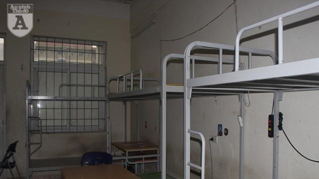 [ẢNH] Tổng vệ sinh các ký túc xá Sinh viên được trưng dụng làm khu cách ly tại Mỹ Đình II