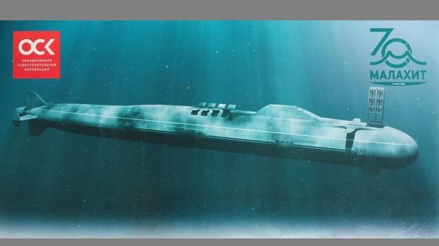 Tàu ngầm hạt nhân thế hệ 5 của Nga có gì đặc biệt?