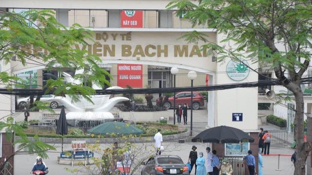 Bộ Y tế yêu cầu: Bệnh viện Bạch Mai lập danh sách người khám, chữa bệnh từ ngày 10/3