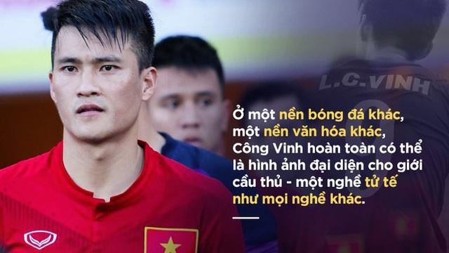 """Lê Công Vinh: Huyền thoại tiên phong hay kẻ lạc loài giữa """"vũng bùn"""" bóng đá Việt Nam?"""