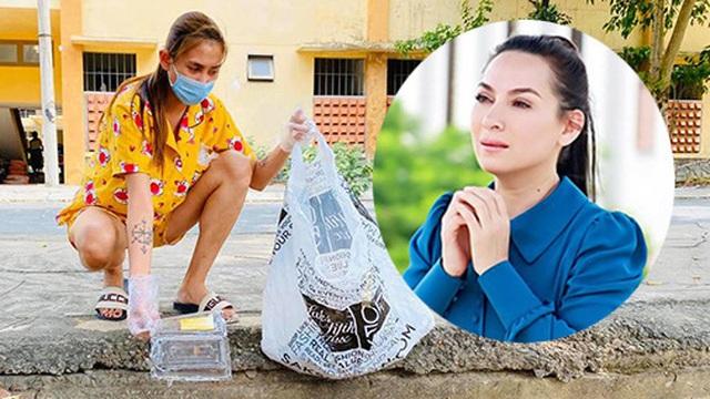 Phi Nhung lo lắng vì 2 tháng không gặp con, Võ Hoàng Yến đi nhặt rác trong khu cách ly