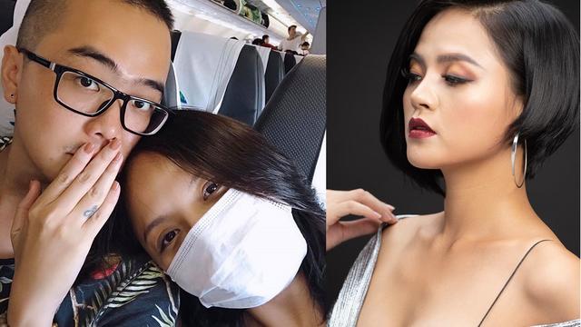 """Chân dung bạn trai của Thu Quỳnh: Có con gái 10 tuổi, rất """"quen mặt"""" với giới nghệ sĩ"""