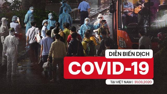 [CẬP NHẬT dịch Covid-19] Việt Nam đã chữa khỏi 57 ca mắc Covid-19; Thủ tướng chỉ thị: Cách ly toàn xã hội trong 15 ngày kể từ 0 giờ 1/4