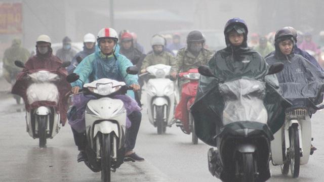 Khi nào Hà Nội và các tỉnh miền Bắc hết mưa rét, đón nắng nóng trở lại?