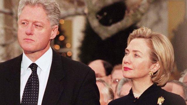 Bill Clinton chưa bao giờ ngừng đau khổ vì bê bối tình ái với Monica Lewinsky