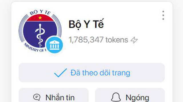 Công bố kênh thông tin chính thống của Bộ Y tế trên mạng xã hội Lotus