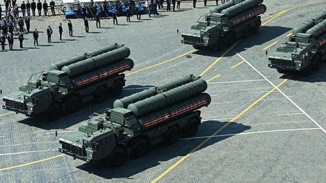 """""""S-500 là vũ khí phòng thủ không gian"""""""